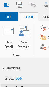Evil Email Inbox